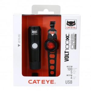 Cateye HL-EL051 VOLT100XC / SL-LD160RC ORB