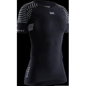 Koszulka damska X-Bionic Invent 4.0 LT czarna