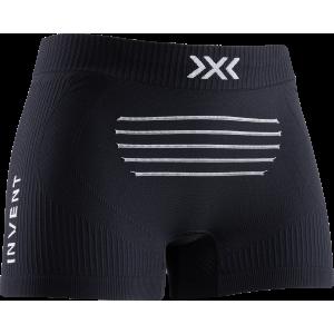 Bokserki damskie X-Bionic Invent 4.0 LT Light Boxer Shorts Woman Czarne