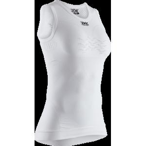Koszulka damska bez rękawów X-Bionic Energizer 4.0 LT Singlet Biała