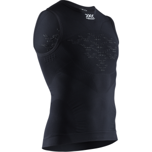Koszulka Męska bez rękawów X-Bionic Energizer 4.0 LT Light  Singlet Czarna