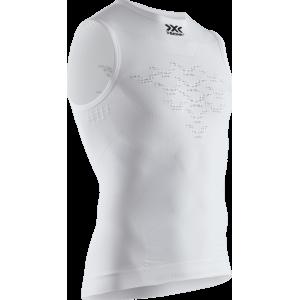 Koszulka Męska bez rękawów X-Bionic Energizer 4.0 LT Light  Singlet Biała