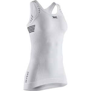 Koszulka Damska X-Bionic Invent 4.0 Singlet Woman Biała