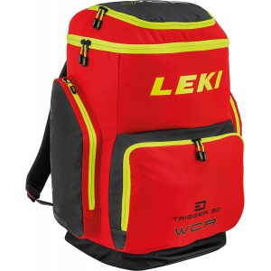 Leki Ski Boot Bag WCR 85 L Red / black / yellow