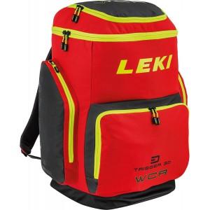 Torba / Plecak na buty narciarskie Leki Ski Boot Bag WCR 85 L Czerwony