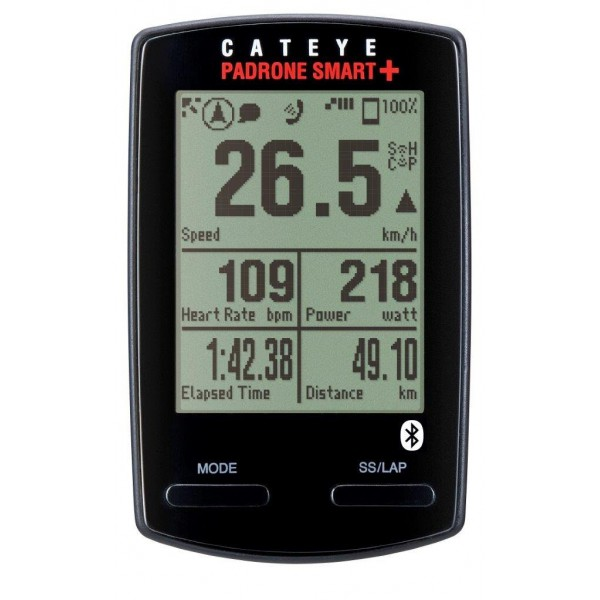 CatEye PADRONE SMART+ CC-SC100B