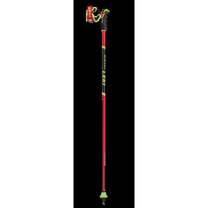 Kije Leki Venom GS 3D czerwono / czarno / żółte
