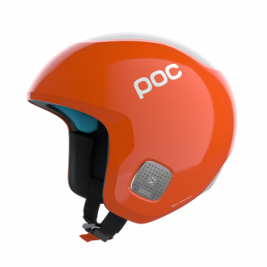 POC Skull Dura Comp Spin Fluorescent Orange