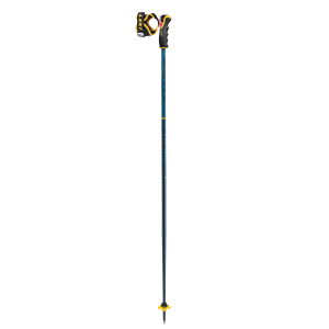Leki Spitfire 3D blue / yellow