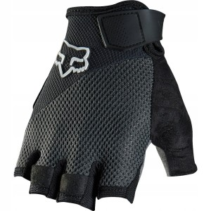 Fox Reflex Gel Short Glove Black