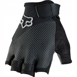Rękawiczki Fox Reflex Gel Short Glove Czarne