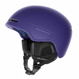 Kask POC Obex Pure Fioletowy