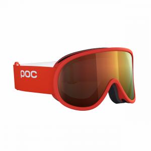 Gogle POC Retina Clarity Czerwone