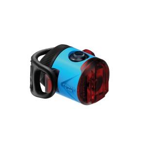 Lampka rowerowa tylna Lezyne Femto USB Rear STVZO Niebieska