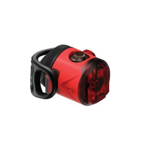 Lampka rowerowa tylna Lezyne Femto USB Rear STVZO Czerwona