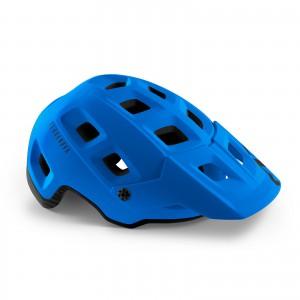 Kask rowerowy Met Terranova Niebieski
