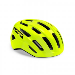 Met Miles Fluo Yellow Glossy