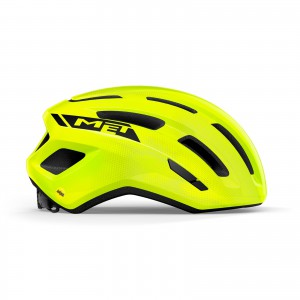 Met Miles Mips Fluo Yellow Glossy
