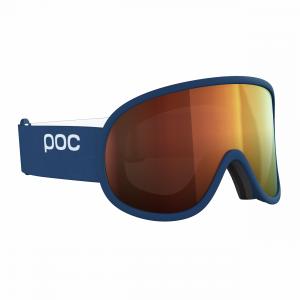 Gogle POC Retina Big Clarity Granatowe / Spektris Orange