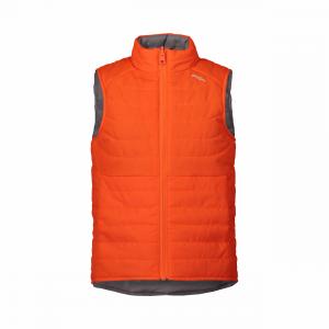 Kamizelka POC Pocito Linear Vest Pomarańczowa