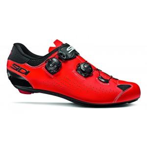Buty rowerowe Sidi Genius 10 Czerwono-Czarne