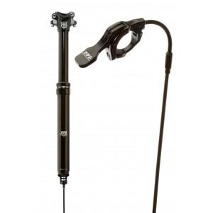 Wspornik siodełka regulowany Manitou JACK, 30,9 mm, 450x150 mm