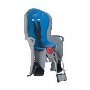 Fotelik Hamax Sleepy szary, niebieska wyściółka