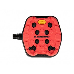 Pedals Look Trail Grip Red