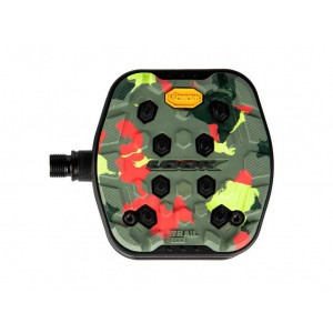 Pedals Look Trail Grip Camo