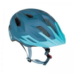Helmet Hamax Flow Blue Turquoise