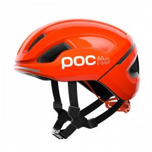 Kask rowerowy POC Pocito Omne Spin Pomarańczowy