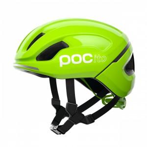 Kask rowerowy POC Pocito Omne Spin Żółtozielony