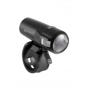 Lampa przednia AXA Compactline 35 lux czarna