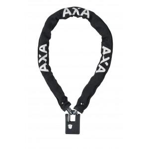 Zapięcie AXA Clinch+ 85 85cm/6mm łańcuch z kłódką, czarne