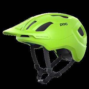 Kask rowerowy POC Axion Spin Żółty Fluo