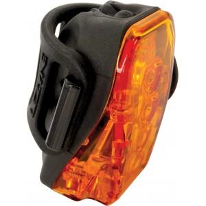 Lampka tylna Lezyne Led Laser Drive 250 lumenów, usb czarna