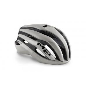 Kask rowerowy Met Trenta 3K Carbon Szary