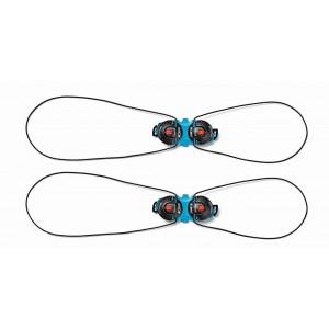 Sidi Double Tecno 3 Push System Black/Blue