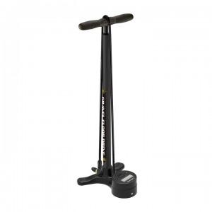 Pompka podłogowa Lezyne Bike Floor Pump Gravel Digital Drive Czarna