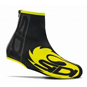 Shoe Covers Sidi Tunnel Black/Yellow
