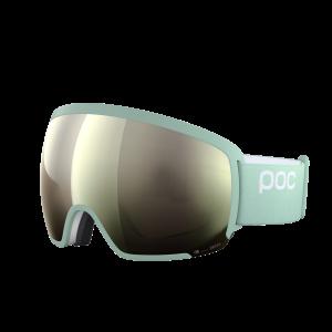 Gogle POC Orb Clarity Zielone / Clarity Define Spektris Ivory
