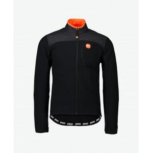 Kurtka POC Race Jacket Czarna przód