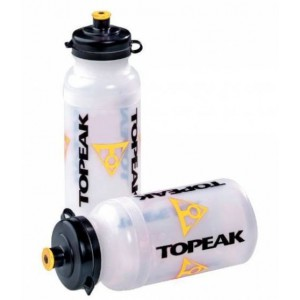 Topeak bidon 0,5 Transparent