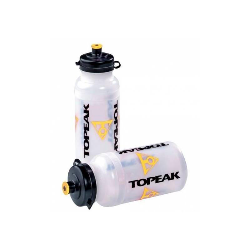 Topeak bidon 0,5 Transparent