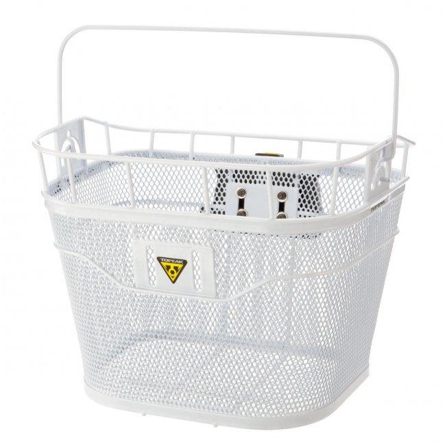Topeak Front Basket WHITE