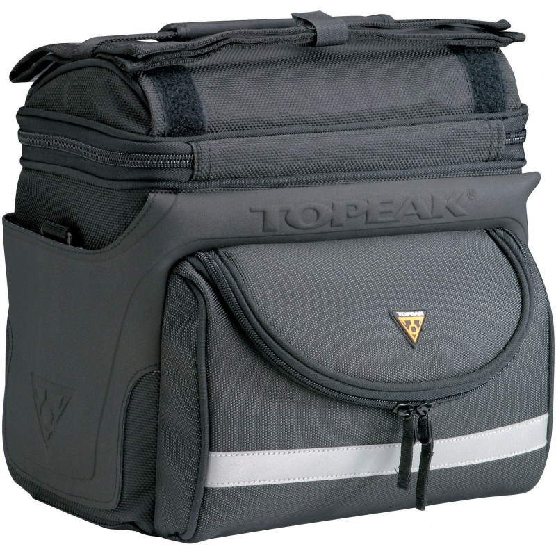 Topeak Tour Guide Handle Bar Bag DX - Torba na kierownicę
