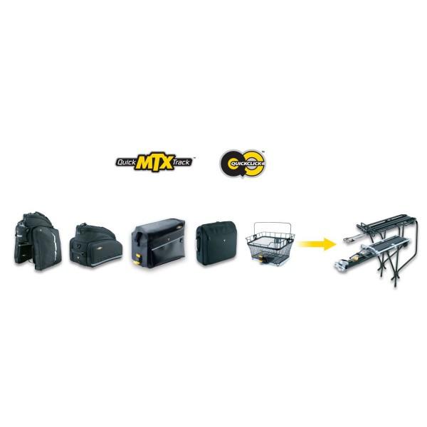 Topeak MTX Beam Rack - Bagażnik rowerowy