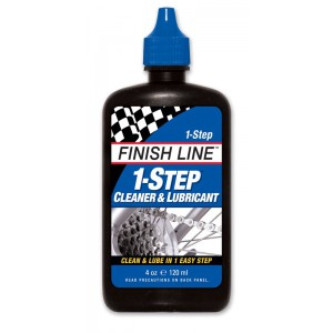 Finish Line 1-Step 120 ml Squeeze Bottle
