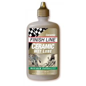 Finish Line Ceramic Wet Lube 120 ml Squeeze Bottle