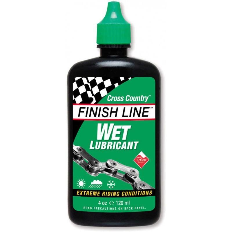 FINISH LINE CERAMIC WET 120 ml  - olej syntetyczny